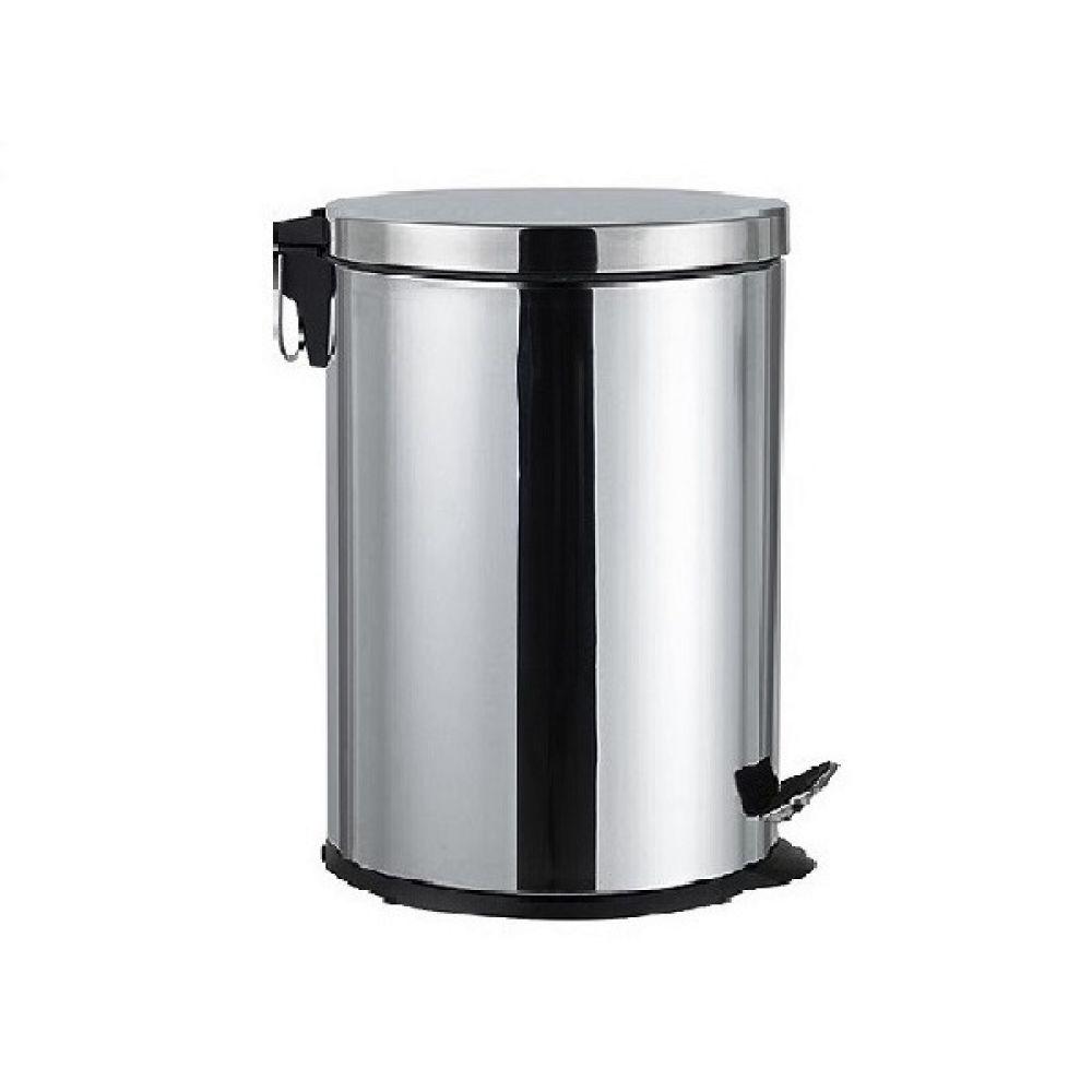 Basurero de Acero Inoxidable 12 litros