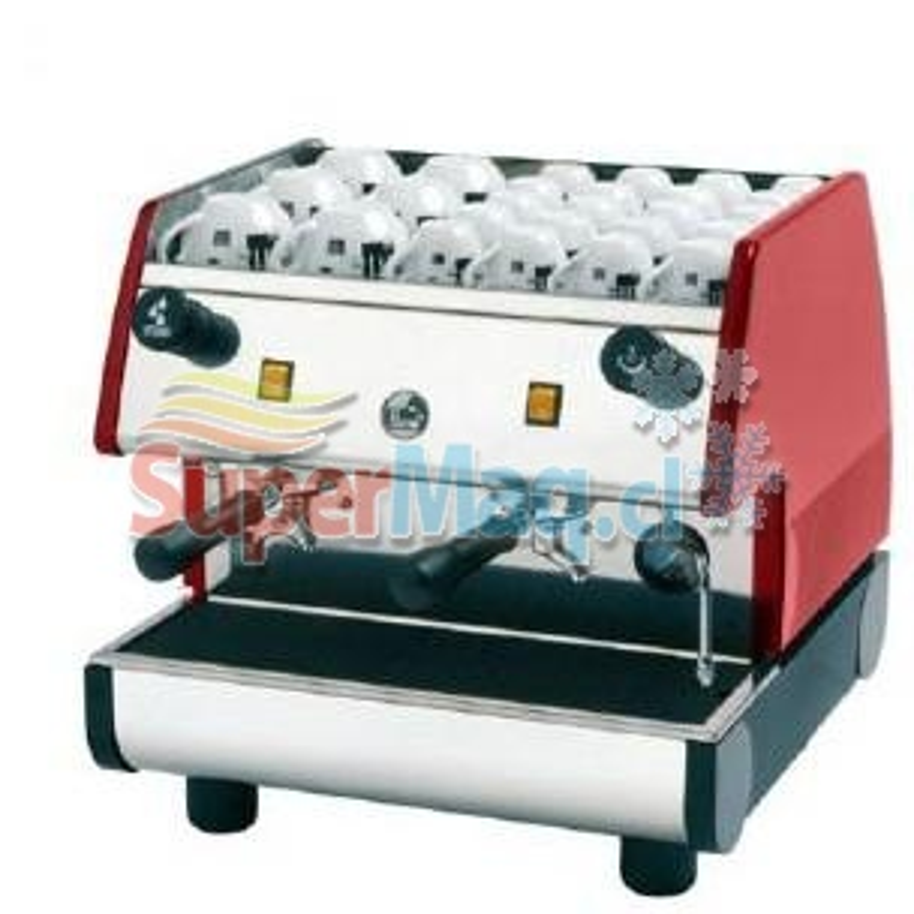 Cafetera La Pavoni Modelo PUB 2 Grupos