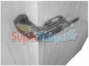 Camara de Frio Congelado 2.00x2.00x2.10 Mt