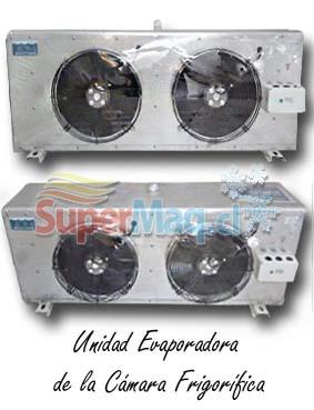 Camara de Frio Congelado 2.30x2.50x2.10 MT