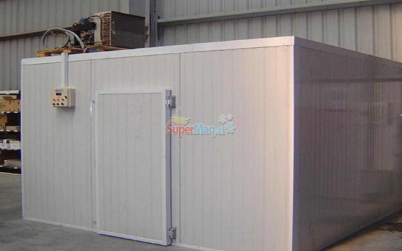 Camara de Frio Congelado 4.00x4.00x2.10 Mt