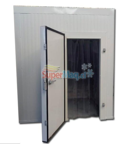 Camara de Frio Refrigeracion 2.30x1.90x2.10 Mt
