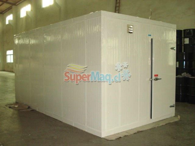 Camara de Frio Refrigeracion 2.30x2.50x2.10 MT