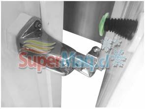 Camara de Frio Refrigeracion 230x230x250