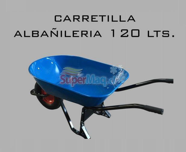 Carretilla Albañileria 120 Lts.