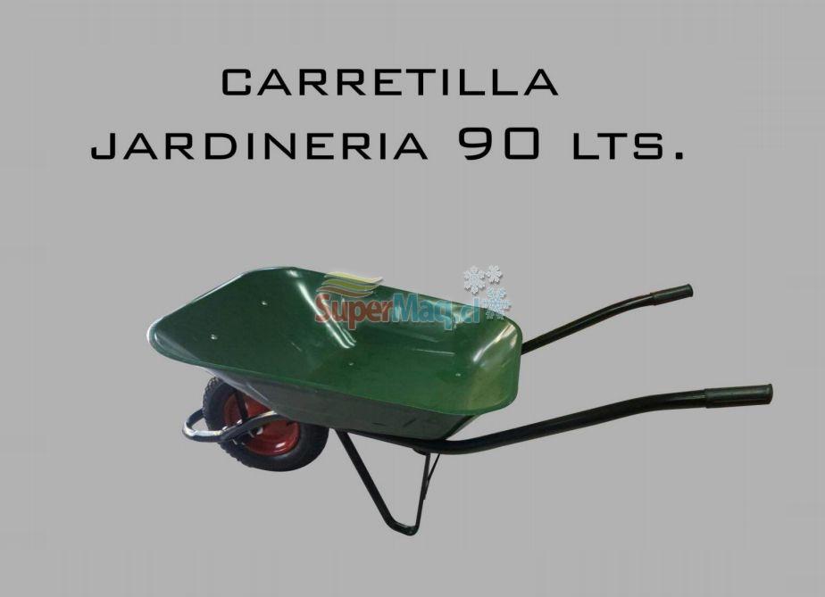 Carretilla Jardineria 90 Lts.