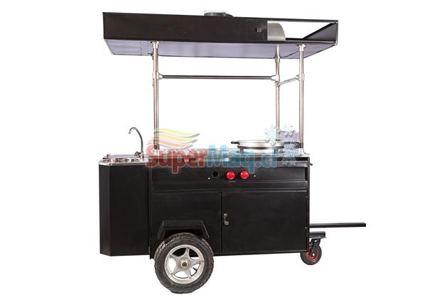 Carro Freidor mas Hot Dog