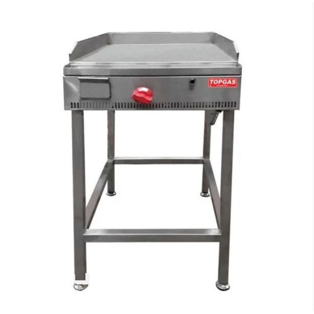 Churrasquera de Acero 50x60