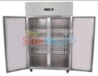 Congelador vertical 2 puertas 800 Litros Dual