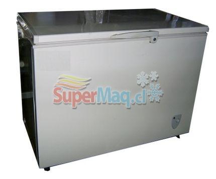 Congeladora 300 Litros Tapa Solida BD300