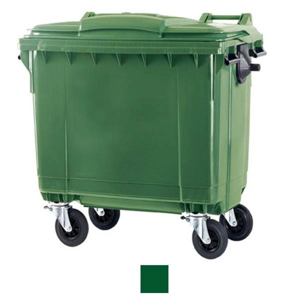 Contenedor de basura de 660 Litros