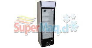 Cooler 370 Litros Frio forzado