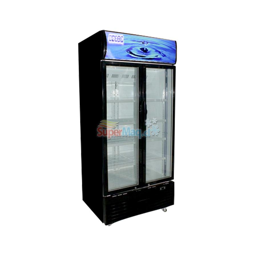Cooler 600 Litros 2 Puertas LC600