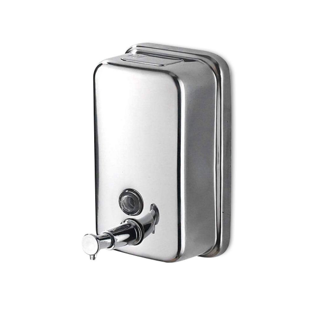 Dispensador De Jabon Acero Inox 800 Cc Dispensador De