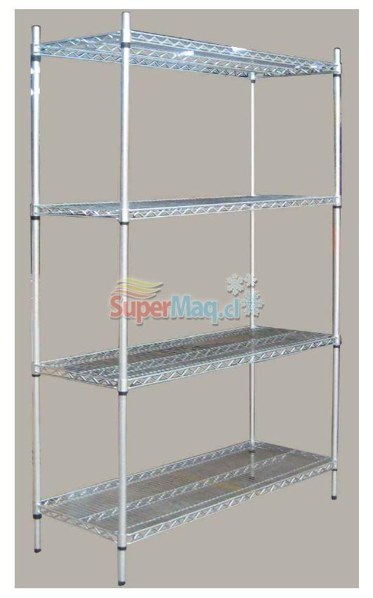 Estantes De Acero Para Baño: de acero 120x61x180 estanteria de acero 120x61x180 estanteria acero