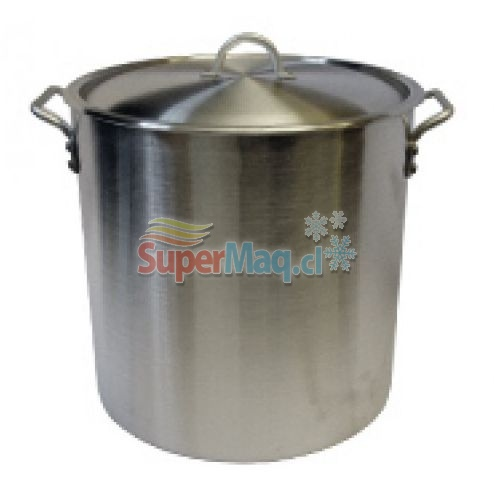 Fondo de Aluminio 50 Lt