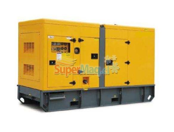 Generador 100 Kva Diesel CUMMINS INSONORIZADO