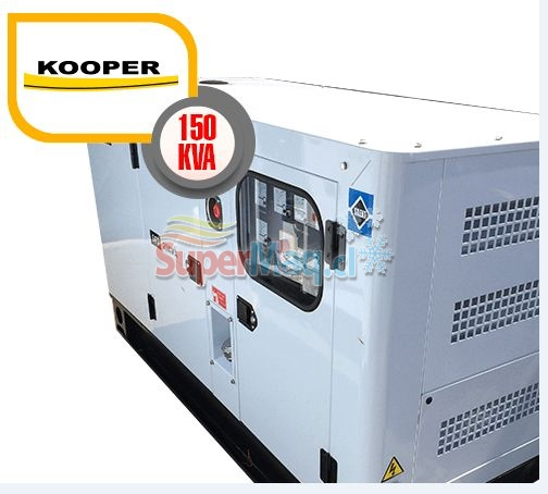 Generador 150 Kva Diesel CUMMINS INSONORIZADO
