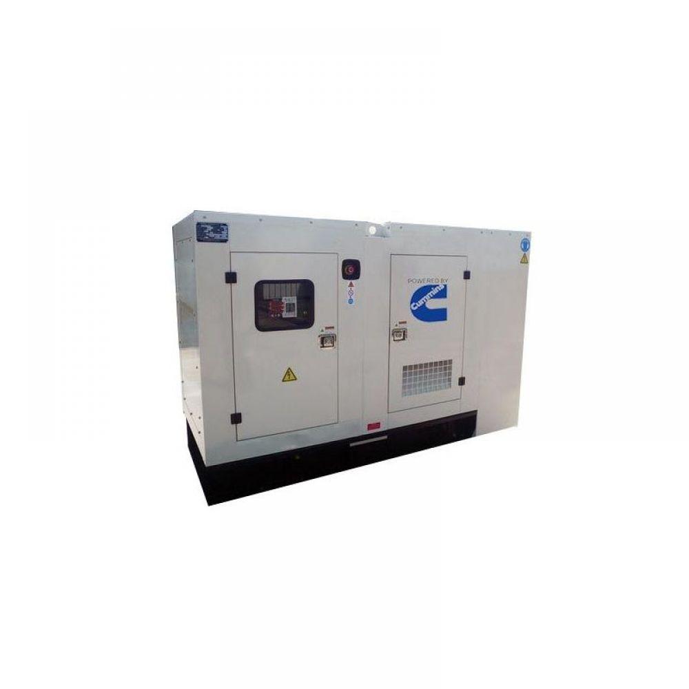 Generador 62.5 Kva Diesel CUMMINS INSONORIZADO