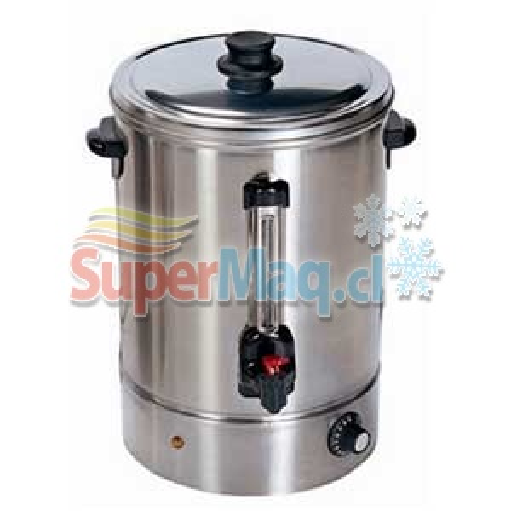 Hervidor de agua 30 litros acero refrigeracion - Termo de agua electrico ...