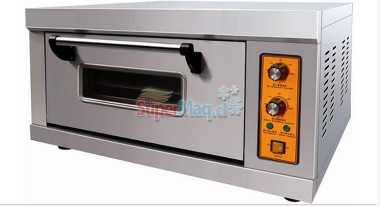 Horno electrico pizzero 66x53 kitchenette hornos for Precios de hornos electricos pequenos