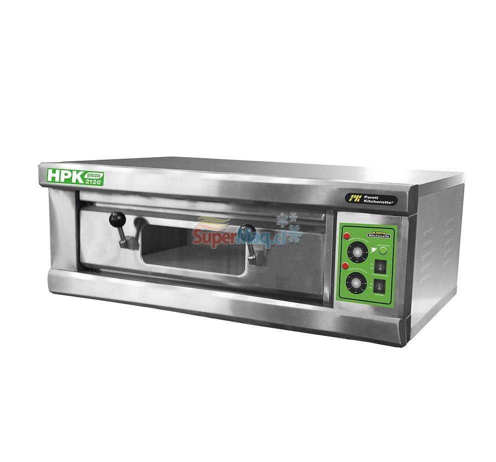 Horno Electrico Pizzero Camara 690x500 mm