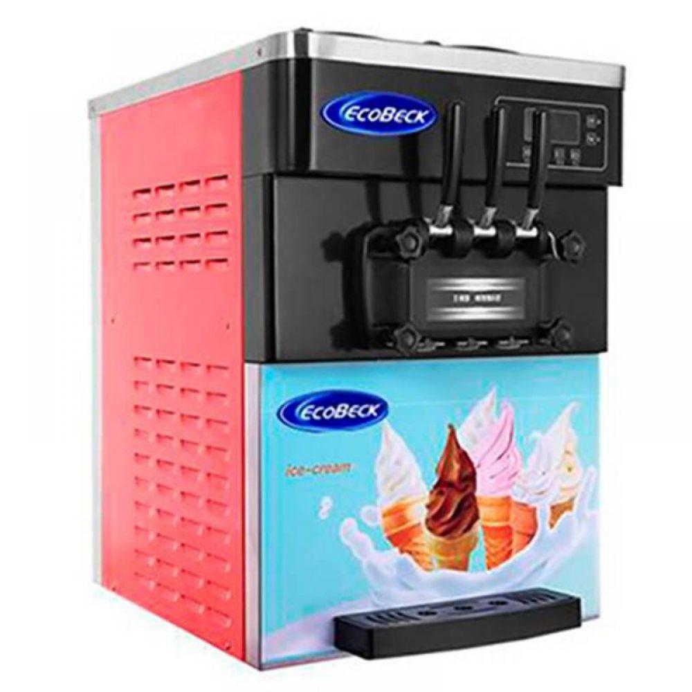 Maquina de Helados Soft Sobremesa Ecobeck