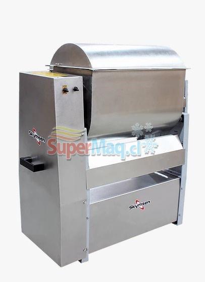 Mezcladora de Carne 50 Kilos Skymsen