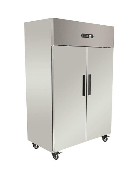 Refrigerador Acero Inox Puerta Acero 1000 Litros