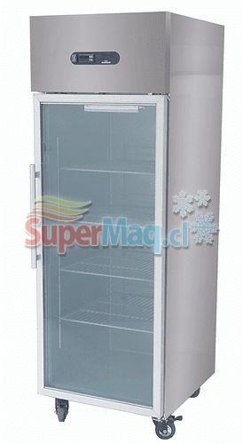 Refrigerador Congelado 1 Puerta vidrio 400 Litros
