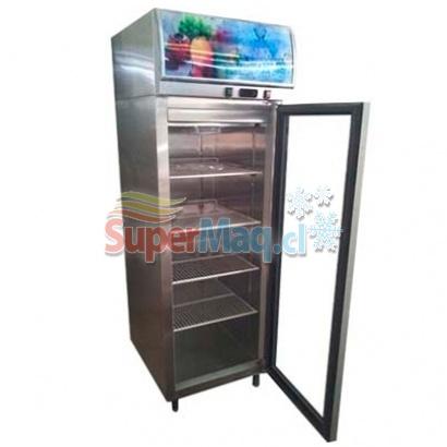 Refrigerador Congelado Puerta de Vidrio 400 Litros