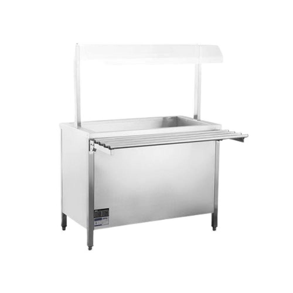 Salad Bar Autoservicio Electrico 3 Tachos