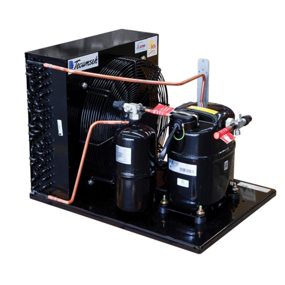 Unidad Condensadora 1.25 Hp Monofasica de congelado TECUMSEH