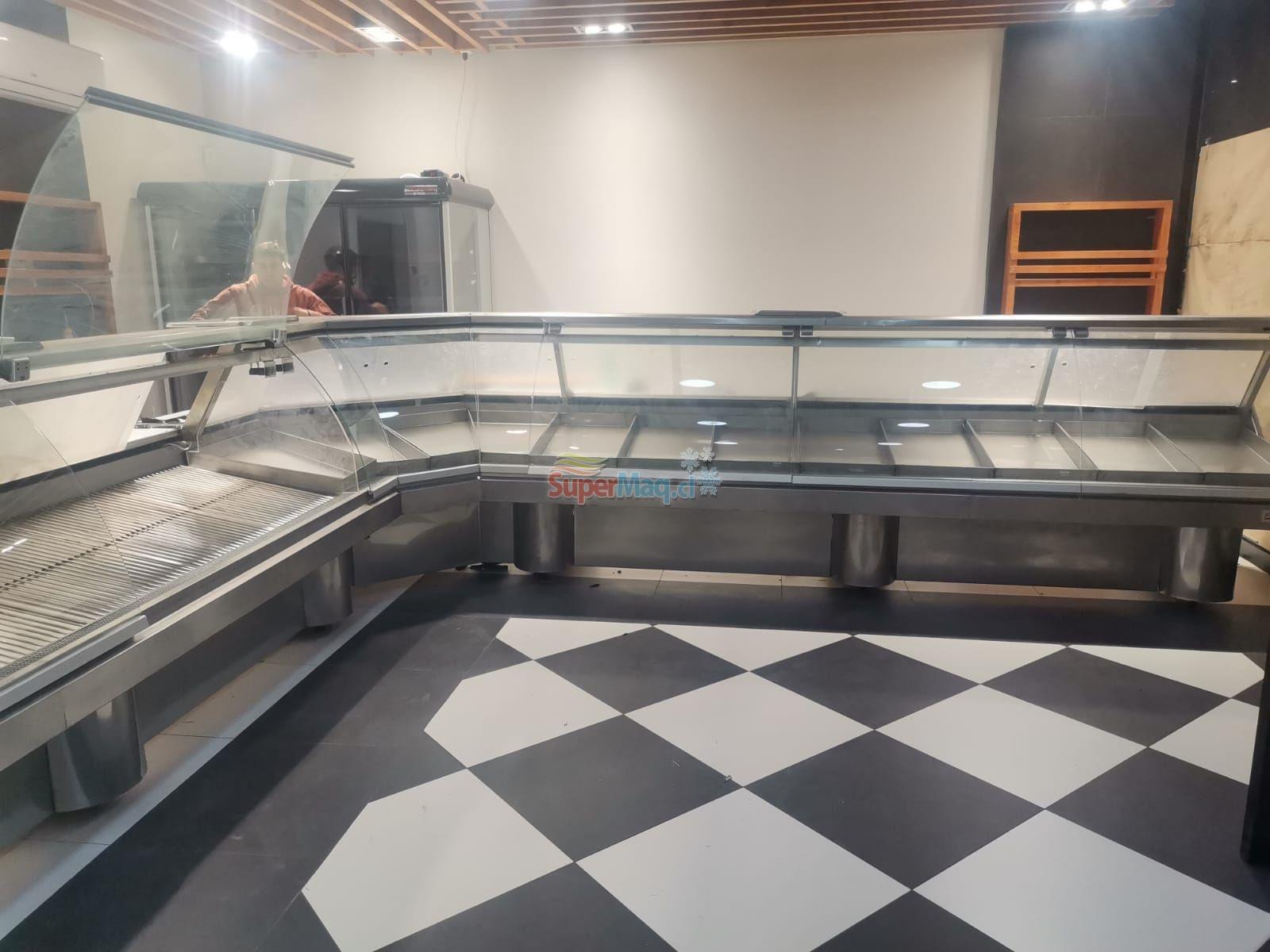 vitrina Carnicera  Pata Pilar Metro Lineal
